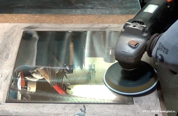 Как отполировать нержавеющую трубу в домашних условиях. полировка металла.