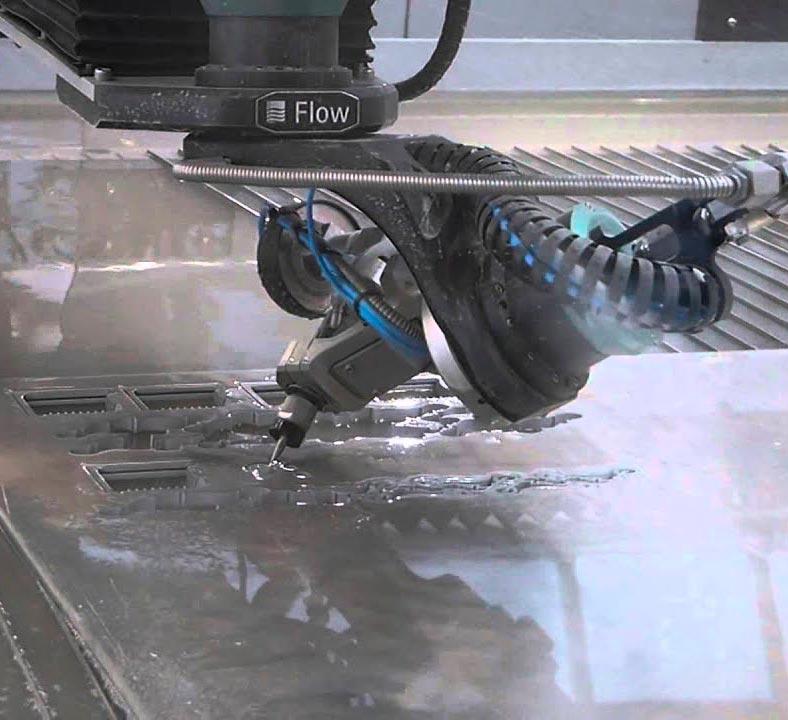 Гидроабразивная резка металла - от специфики до расходников