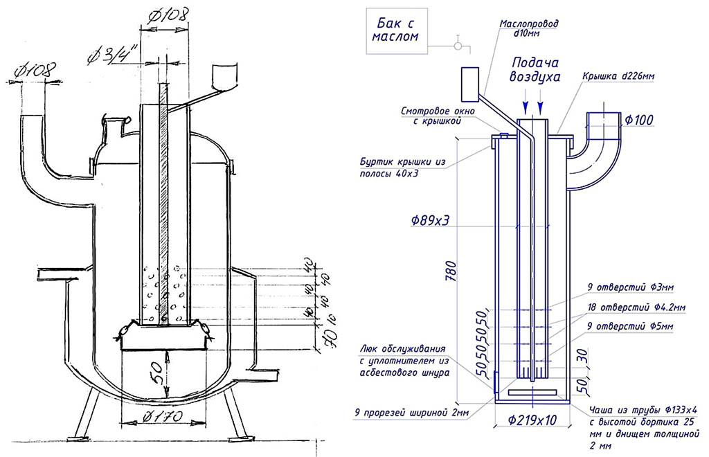 Печь на солярке: сферы применения, виды и варианты конструкций, схемы, как сделать