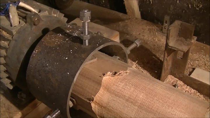Изготовление токарного станка по дереву своими руками