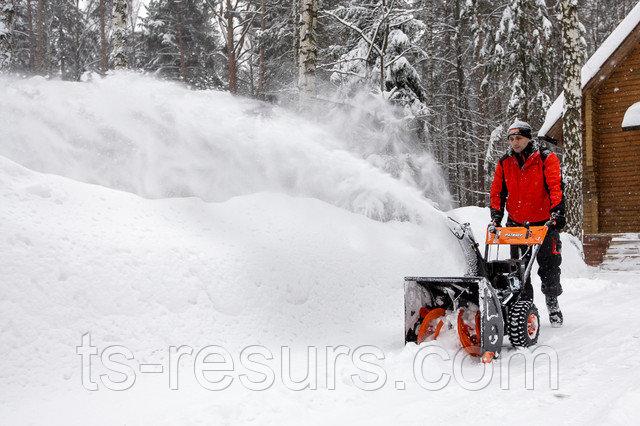 Уборка территории от снега: сравнительный обзор снегоуборочного инвентаря | сад и огород