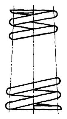 Гост 2.401-68 ескд. правила выполнения чертежей пружин
