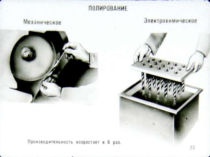 Технологии и средства для полировки металла до блеска