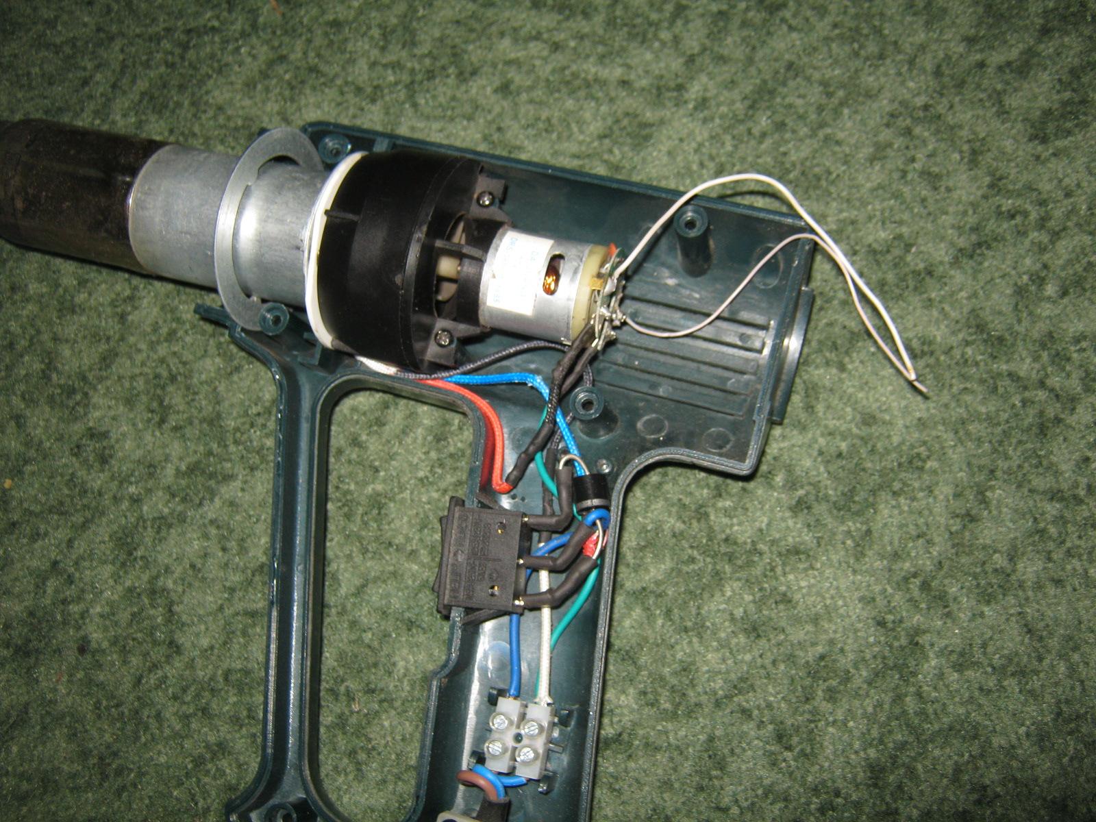 Фен строительный (термофен) — 64 способа применения