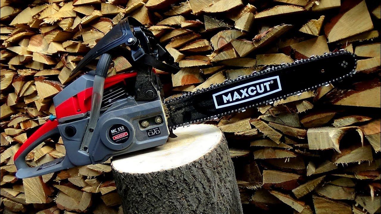 Бензопилы maxcut (макс кат) — модели их характеристики