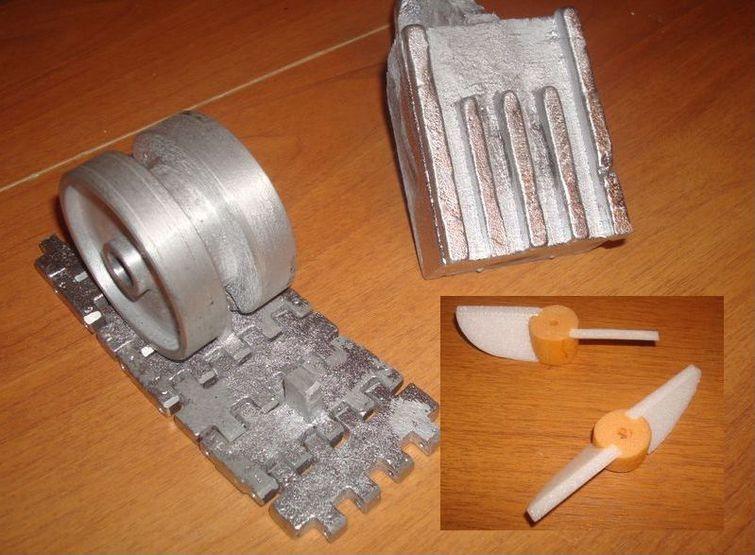 Литье алюминия: под давлением, в домашних условиях