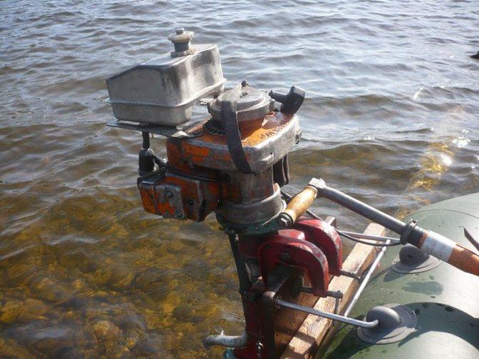 ✅ как сделать лодочный мотор из бензопилы своими руками? - байтрактор.рф