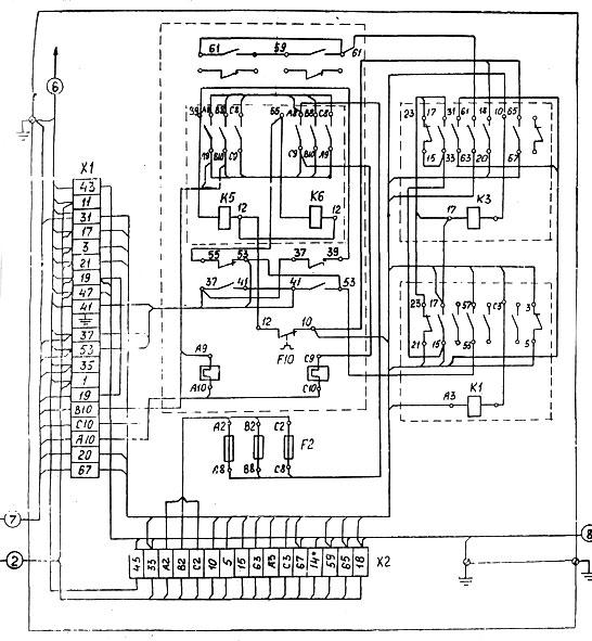 Фрезерный станок вм127 электросхема - в помощь хозяину