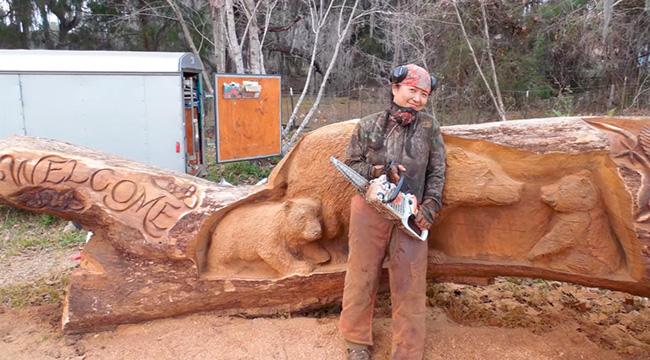 Как распилить бревно на доски | для тех, кто любит работать с деревом