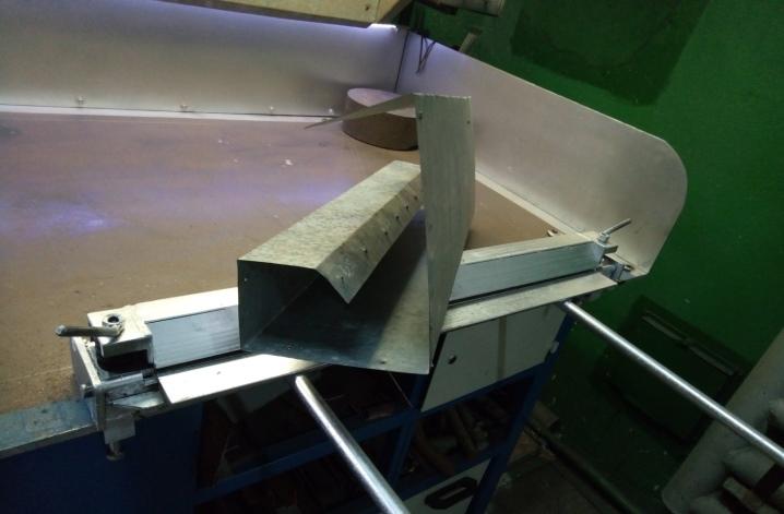 Гибочный станок для листового металла своими руками: чертежи, видео