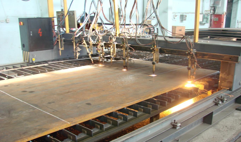 Плазменная резка металла: оборудование, видео, фото
