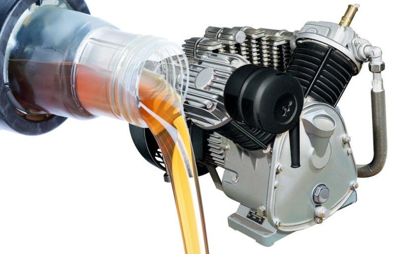 Компрессорное масло для воздушных поршневых и винтовых компрессоров: свойства, выбор, замена, проблемы