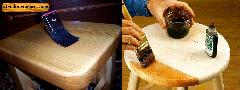 Полировка древесины своими руками - о металле
