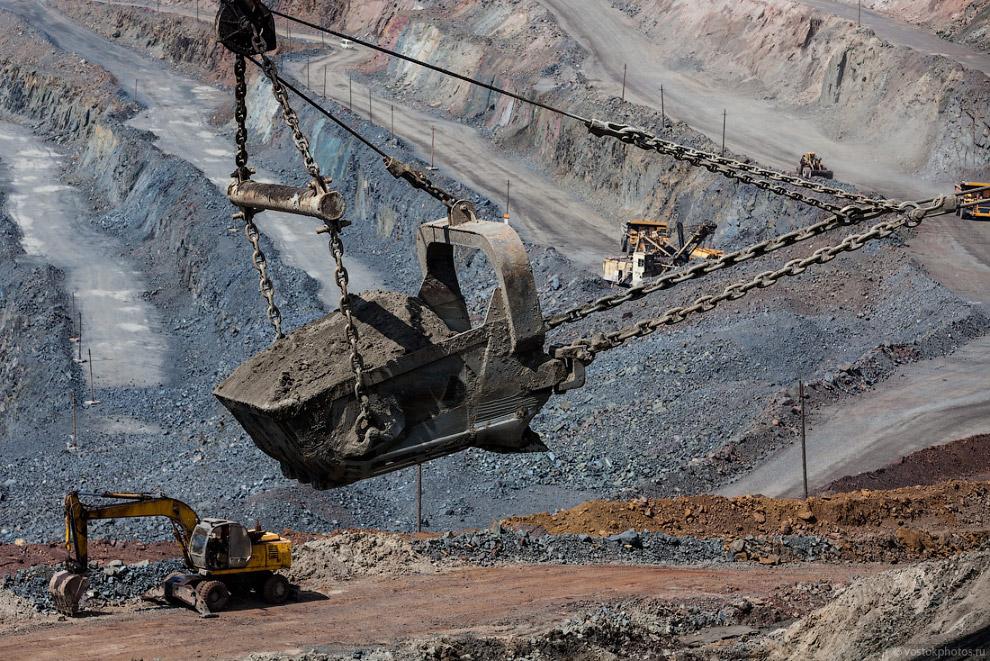 Железная руда – лидеры добычи в мире