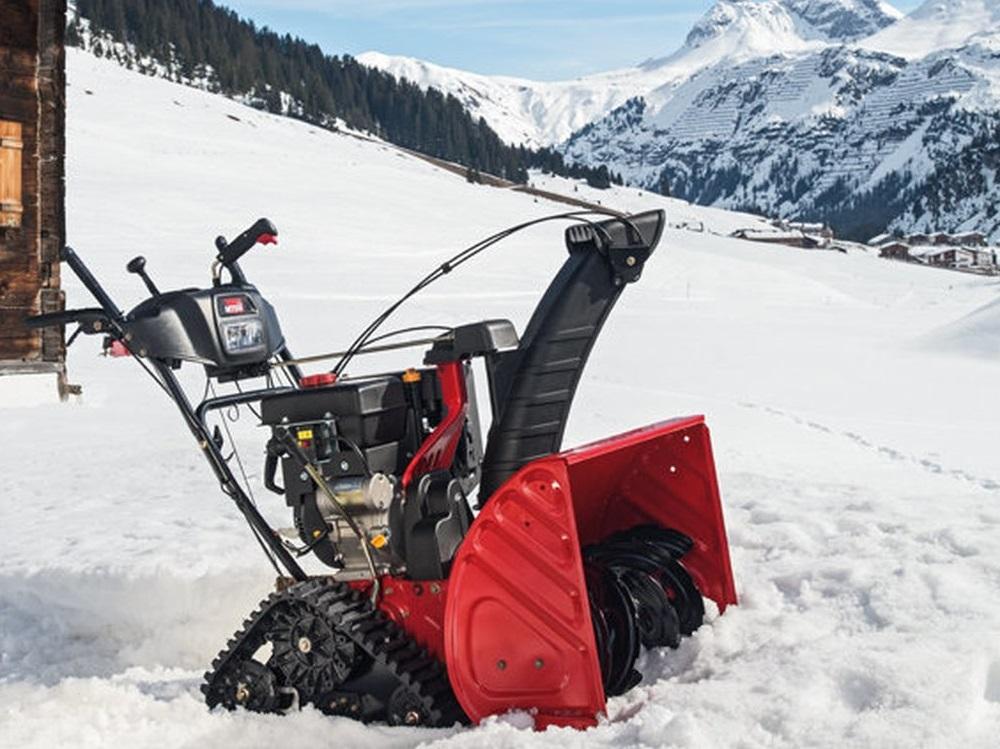 Снегоуборщики «мтд»: обзор модельного ряда и его характеристики
