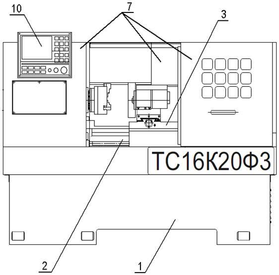 16к20ф3 – описание и технические характеристики станка + видео