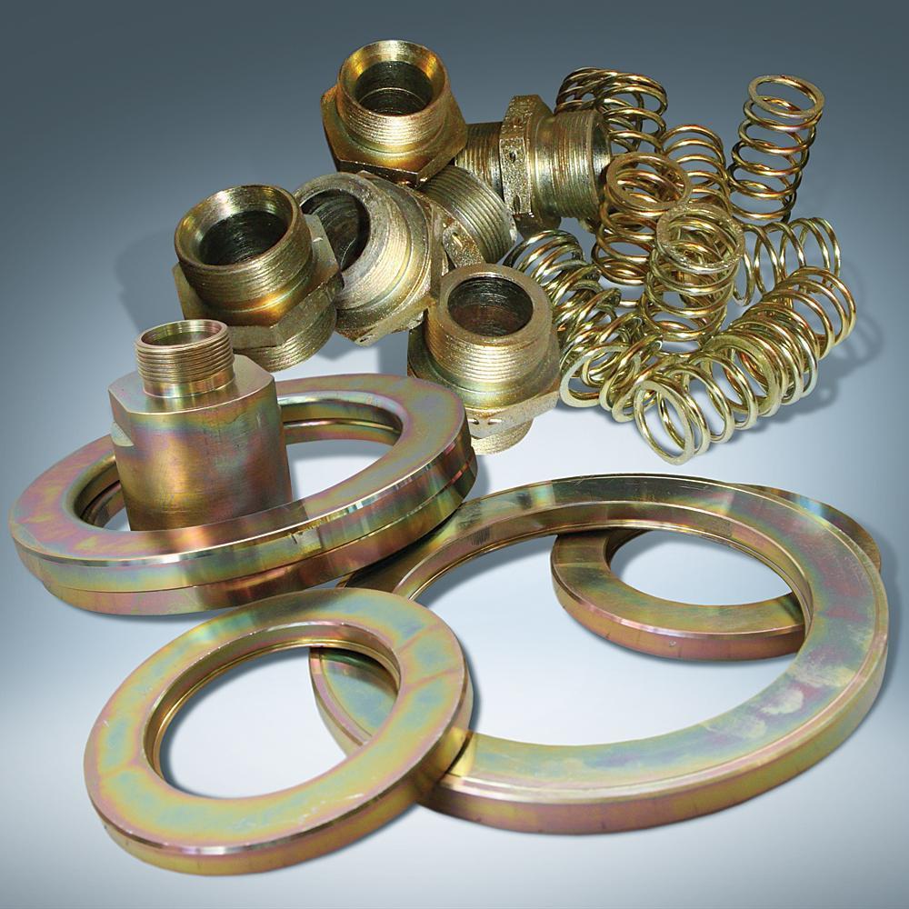 Гальванические покрытия металлов: описание обработки, таблица пар
