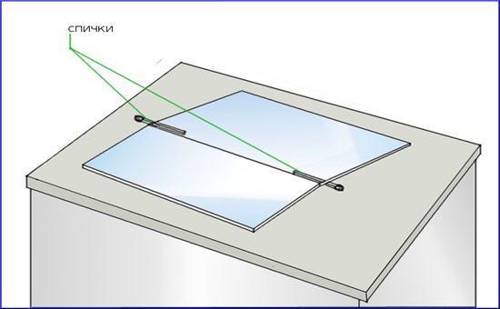 Чем и как отрезать зеркало в домашних условиях