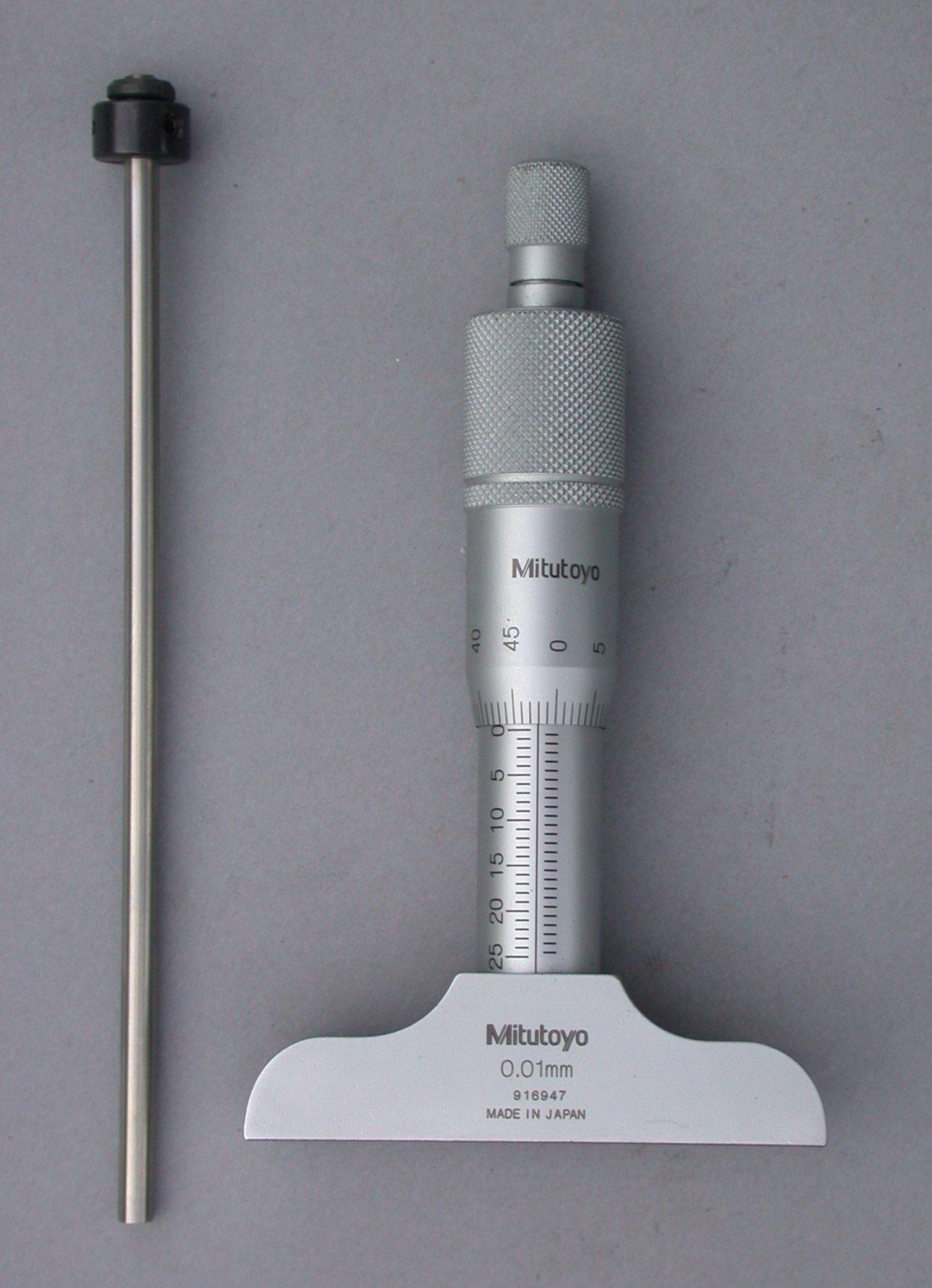 Устройство микрометра и разновидности измерительных приборов