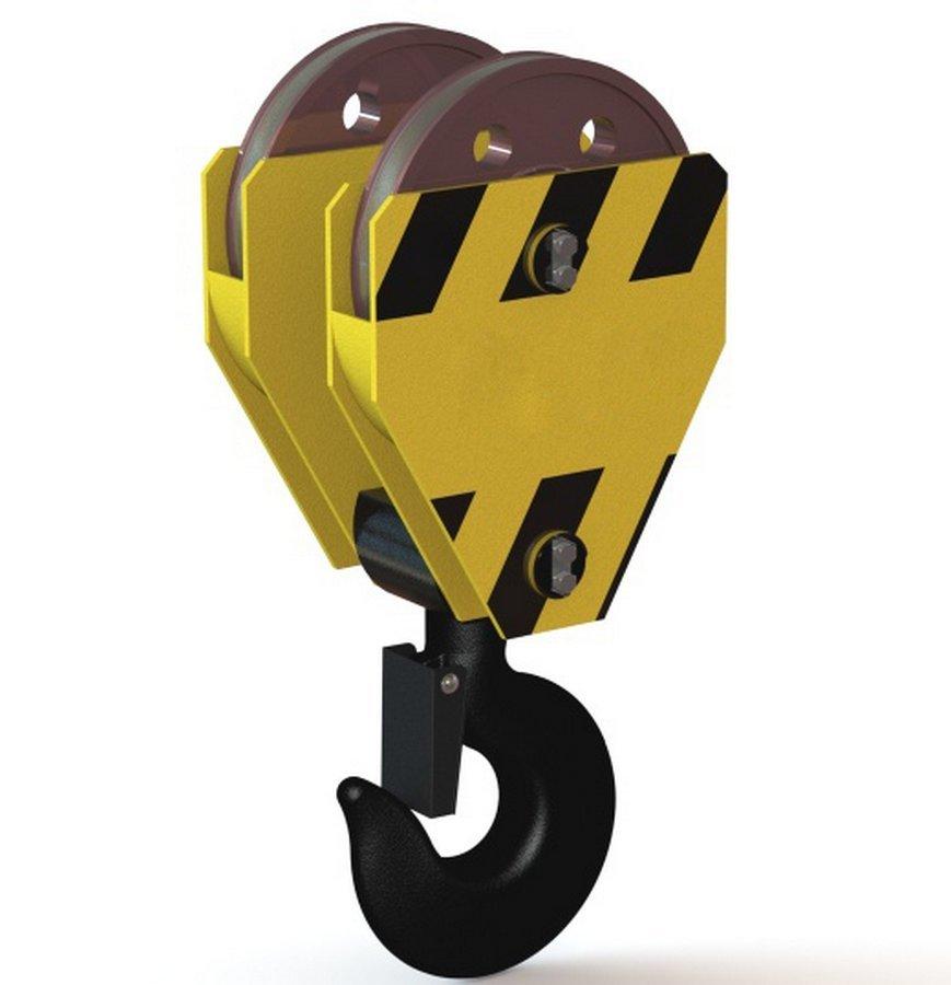 3.4. крепление каната. крюковые подвески   3. элементы и узлы механизмов подъема   обеспечение безопасной эксплуатации механизмов подъема грузоподъемных машин   литература / кран-инфо.рф