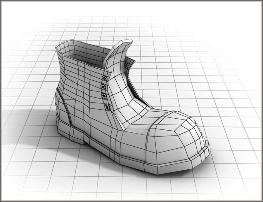 Полигональное моделирование: значение, особенности, рекомендации в работе