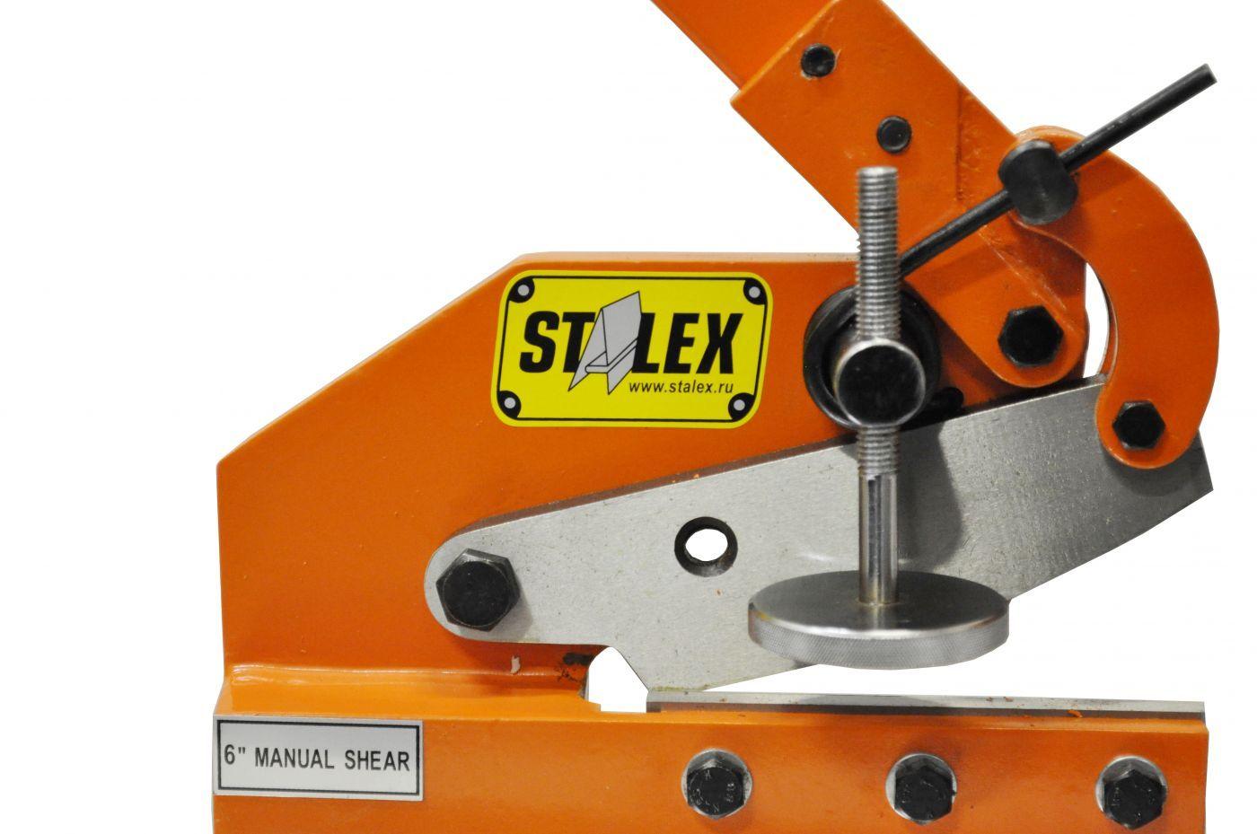 Ножницы рычажные по металлу: разновидности, технические характеристики