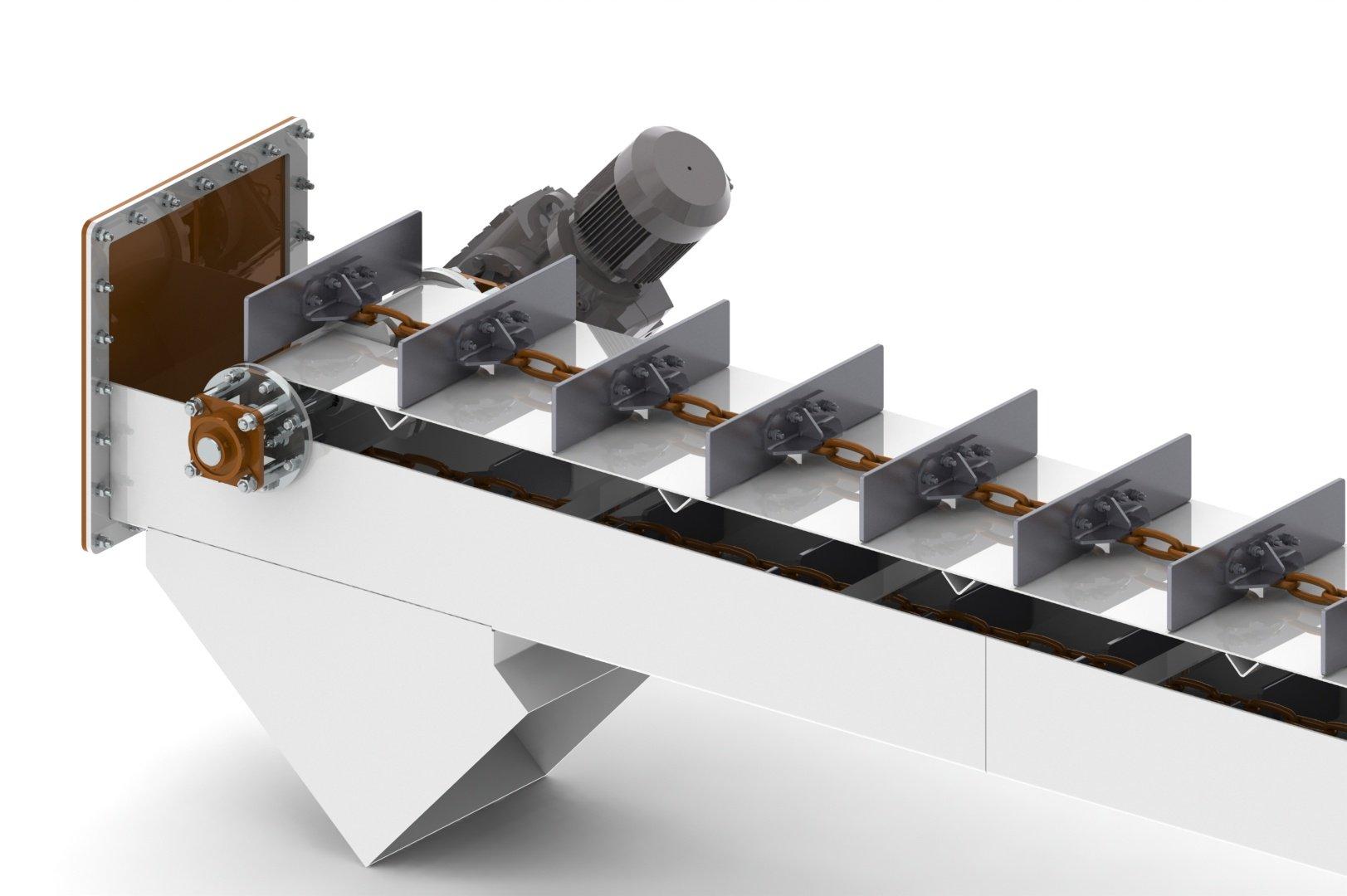 Ленточный конвейер: назначение, устройства, преимущества