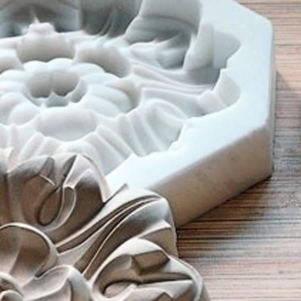 Изготовление силиконовых и полиуретановых форм для гипсового литья