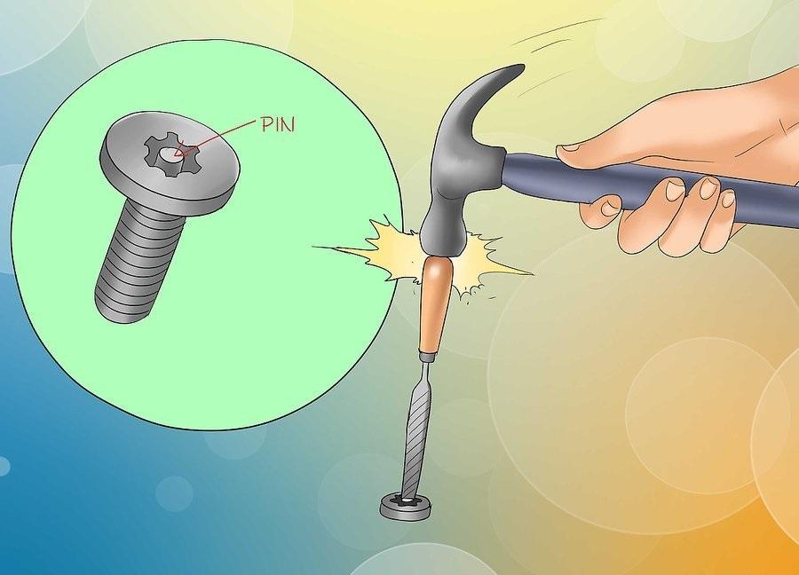 Выкручивание поврежденных болтов: подготовка, инструменты, инструкция