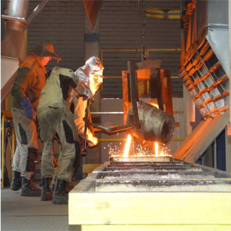 Чугунное литье — технология печного литья, производство
