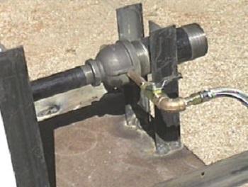 Газовый горн своими руками как сделать