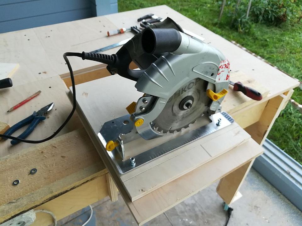Как сделать циркулярку своими руками из двигателя от стиральной машины?