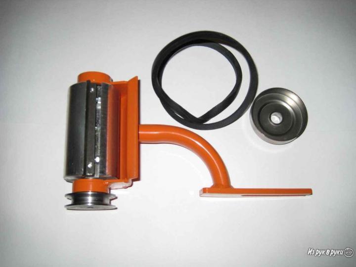 Насадки на бензопилу: фото, видео, цены, характеристика съемных приспособлений