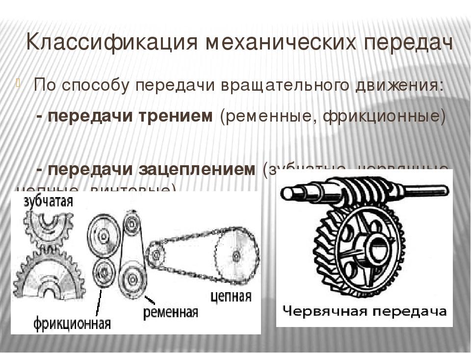Детали машин