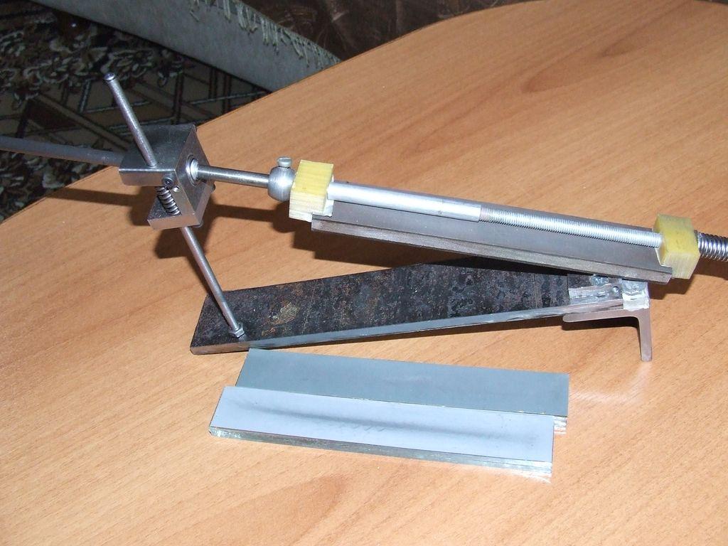 Станок для заточки ножей своими руками: чертежи