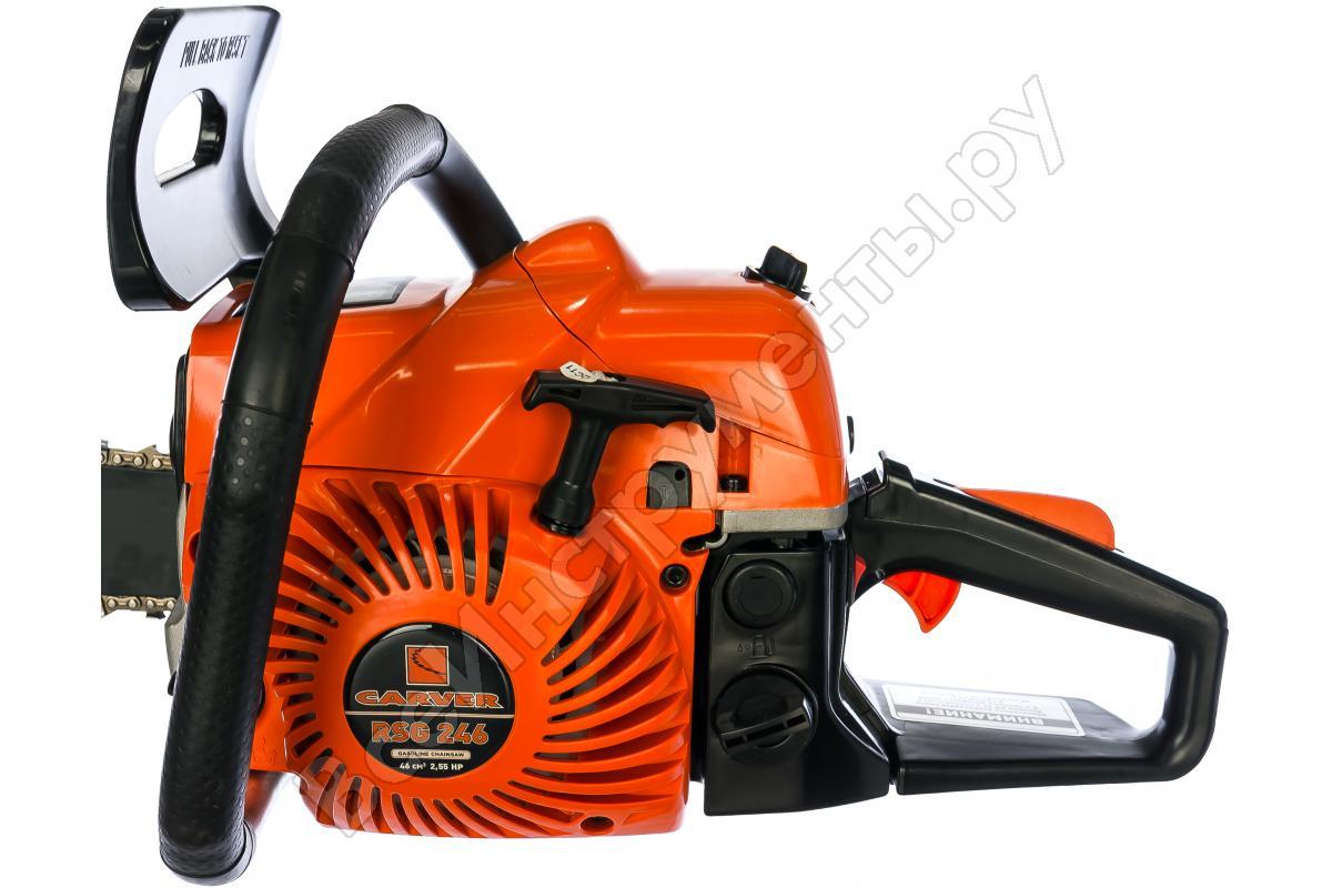 Бензопила carver rsg 245: характеристики, отзывы, цена, аналоги