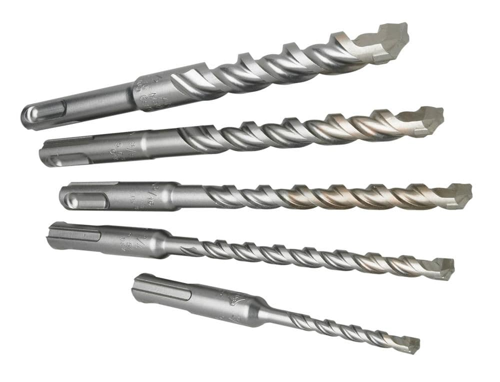 Коронка по бетону для перфоратора: алмазные коронки размером 110 и 120 мм для работы по железобетону и кирпичу