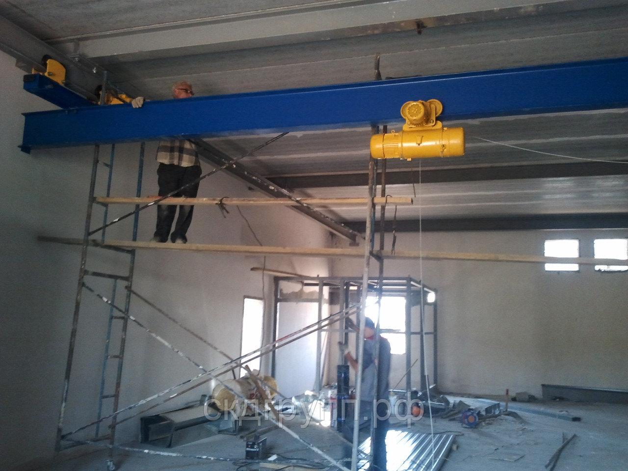 Как происходит монтаж и демонтаж башенного крана на строительной площадке