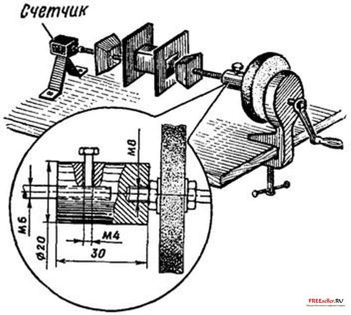 Намоточный станок для намотки трансформаторов