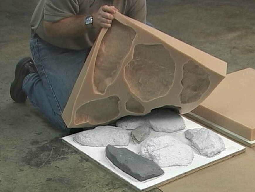 Архитектурный бетон - изготовление изделий на заказ от производителя в москве