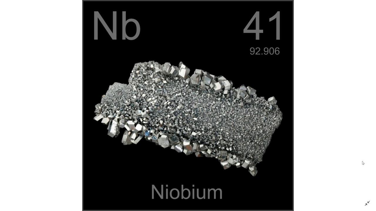 Тугоплавкие металлы — вольфрам, молибден, ниобий, тантал