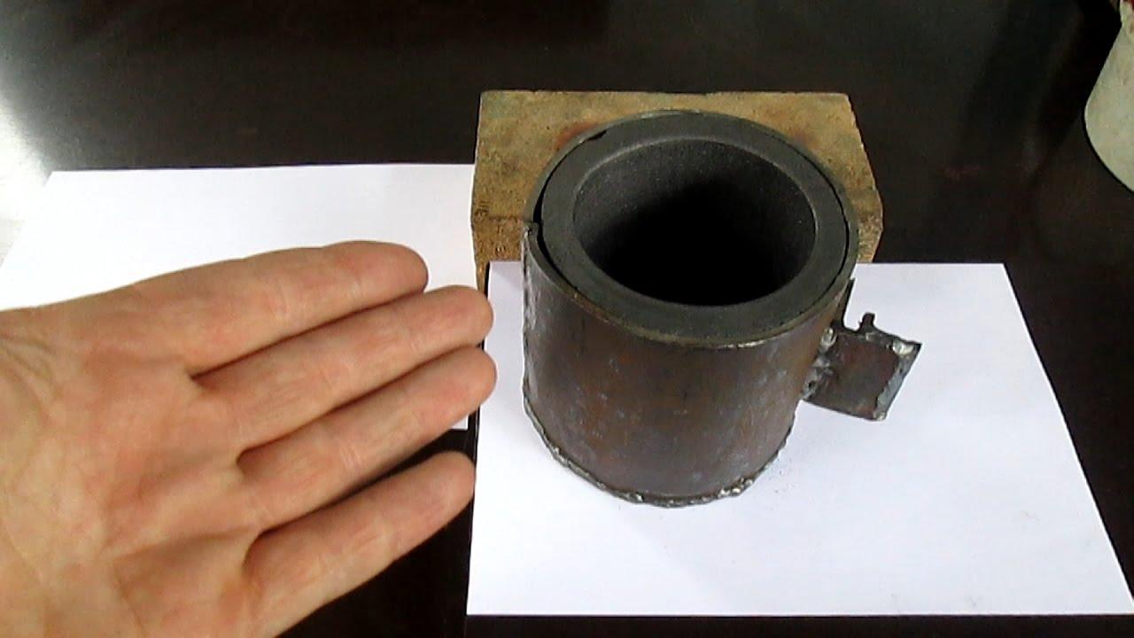 Тигель для плавки свинца своими руками - о металле