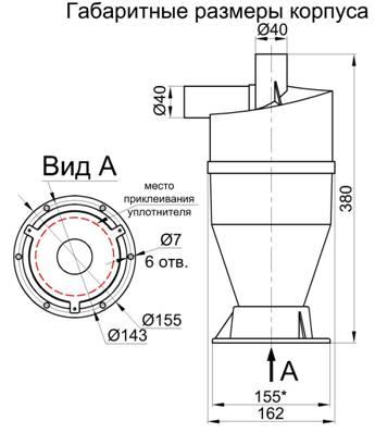 Как сделать фильтр циклон для пылесоса своими руками?
