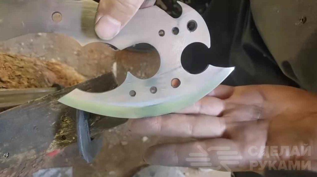 Как сделать нож из напильника своими руками — освещаем вопрос
