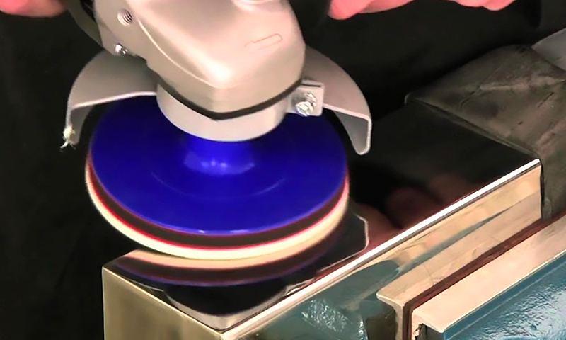 Способы полировки алюминия: пасты и электрополировка