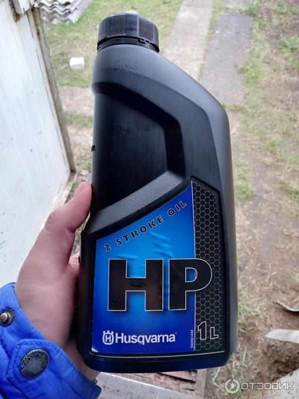 Какое масло Хускварна выбрать для бензопилы?