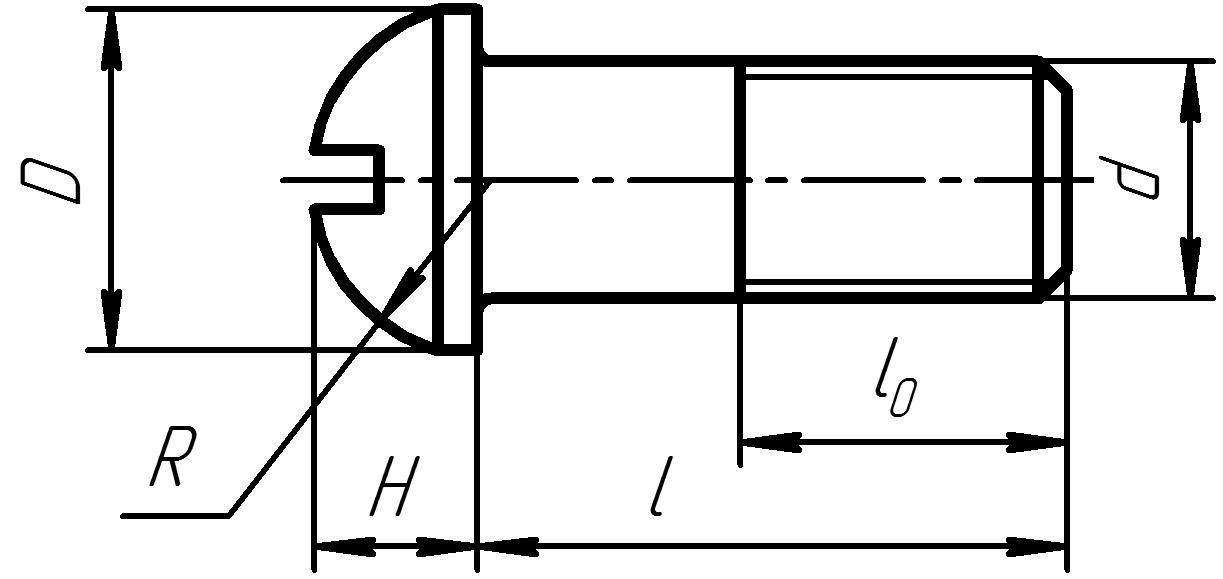 Резьба прямоугольная