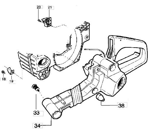 Бензопила хускварна 137 — характеристики, настройка карбюратора