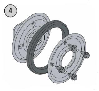 Фрикционное кольцо для снегоуборщика — причины износа, замена