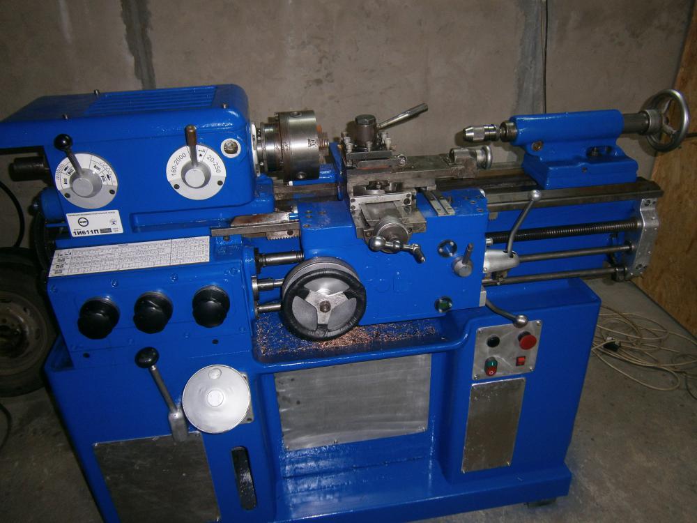 Токарно-винторезный станок 1и611п